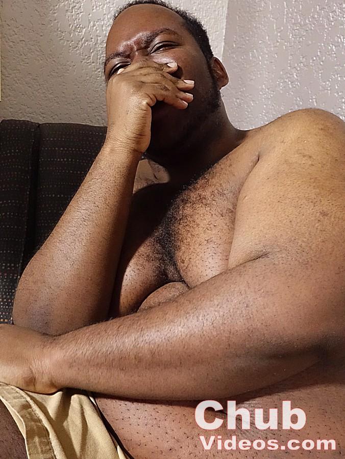 Ebony orgy plumper
